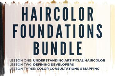 Haircolor Foundations Bundle • $195