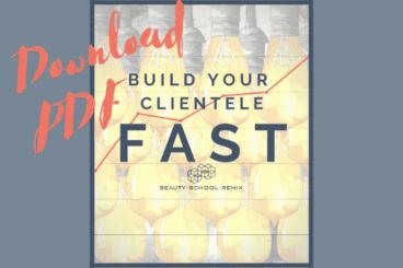 Build Salon Clientele Fast