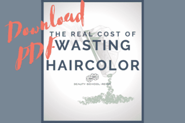 The Real Cost of Wasting Haircolor